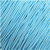 Gumka jubilerska okrągła 1mm / j.niebieska / 2m-9342