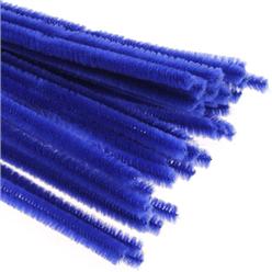 Koraliki kwiatki FIMO / modelina / niebieskie / 15mm / 2szt